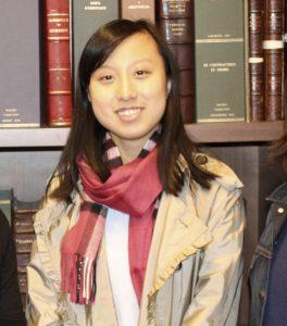 Freshman Fellow Keyi Lin