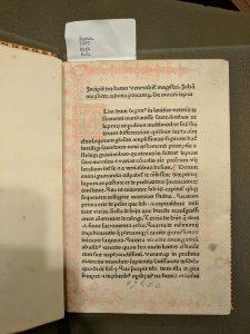 """Nider, Johannes. """"De Morali Lepra."""" (Cologne: Ulrich Zel, 10.1.)"""