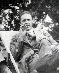 T.S. Eliot, essayist, publisher, playwright (Photo: Ottoline Morrell)