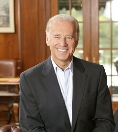 Joe Biden, official U.S. Senate photo (2005)