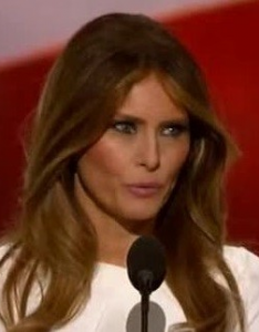 Melania Trump (Photo: Voice of America)