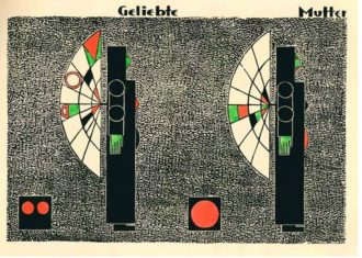 Geliebte Mutter, 1920-1921