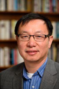 Portrait of Yunshan Ye