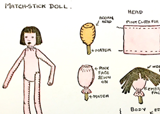 Matchstick Doll Cropped