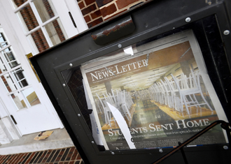 Newspaper at Homewood Cropped