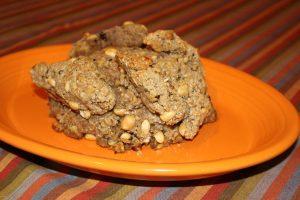 Image of the baked nut turkey
