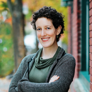 Portrait of Librarian Lena Denis