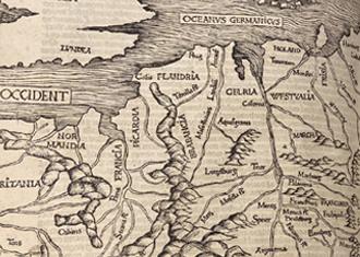 Nuremberg Chronicle Map