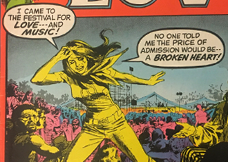 Cropped Comic Panel