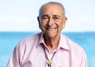 Portrait of Dr. Levin
