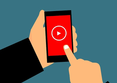 streaming media clipart